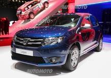 Dacia al Salone di Ginevra 2015