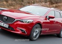 Mazda6 restyling