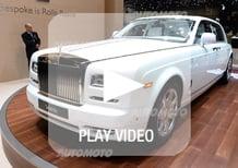 Rolls Royce al Salone di Ginevra 2015