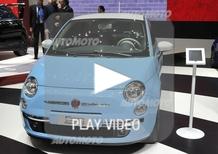 Fiat al Salone di Ginevra 2015