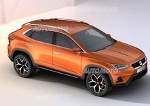 Seat 20V20 Concept: il primo SUV spagnolo