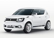 iM-4 e iK-2: le novità di Suzuki a Ginevra
