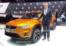 Rabe, Seat: «Il SUV Seat non sarà una fotocopia dell'Audi Q3»