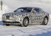 Rolls Royce Wraith: si scopre con la Drophead Coupé