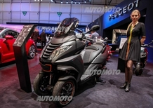 Grasselli: «Peugeot Metropolis D-Air? Dainese porta l'airbag anche sugli scooter»