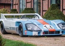 Porsche 917: all'asta la regina dell'endurance