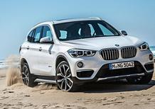 BMW X1, produzione anche in Olanda