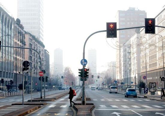 Oggi a Milano primo blocco veicoli inquinanti