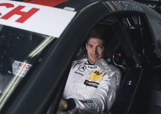 DTM 2017: Edoardo Mortara con Mercedes