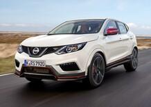 Nuova Nissan Qashqai Nismo RS: sarà così?