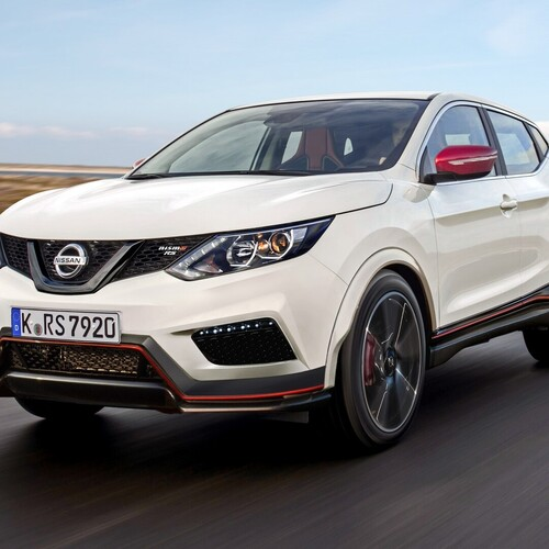 nuova nissan qashqai nismo rs sar cos news. Black Bedroom Furniture Sets. Home Design Ideas