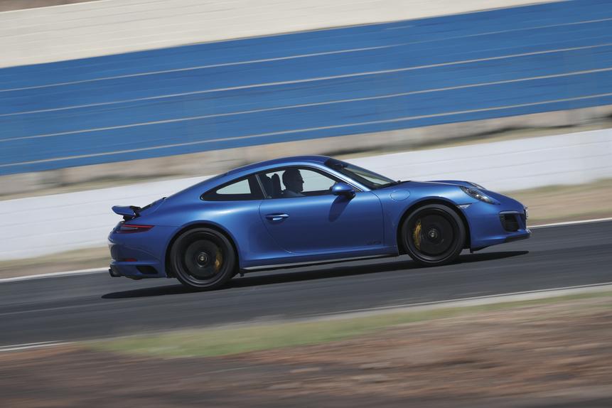 Porsche 911 Gts Restyling 2017 Il Giusto Mezzo Video