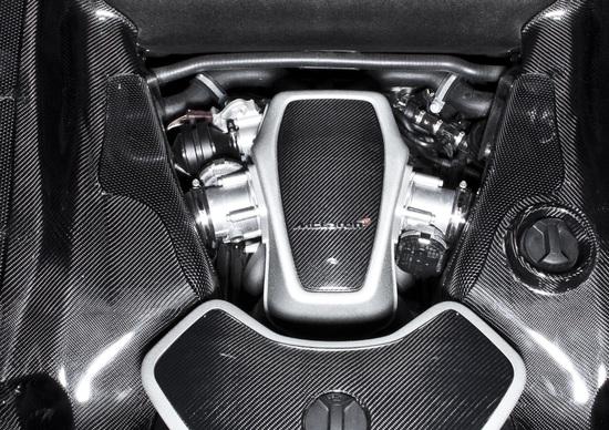 McLaren e BMW lavorano alla combustione del futuro
