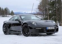 Nuova Porsche 911 (992): il primo video