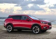 Opel Grandland: come potrebbe essere