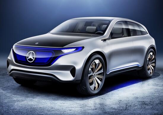 Daimler: i modelli elettrici saranno costruiti negli stabilimenti esistenti