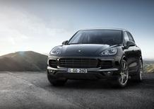 Porsche Cayenne S, ecco le Platinum Edition