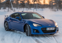 Subaru BRZ restyling MY2017, la vita di traverso [Video Primo Test]