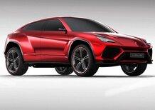 Lamborghini Urus, la produzione al via ad aprile