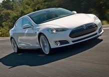 Tesla Model S P100D: con il Ludicrous+ Mode batte la LaFerrari