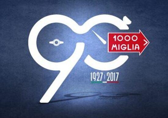 Mille Miglia 2017: la 90esima edizione si corre dal 18 al 21 maggio 2017