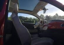 Fiat 500 Cabrio 0.9 TwinAir Turbo del 2012 usata a Sedriano