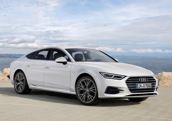 Nuova Audi A7 [rendering]