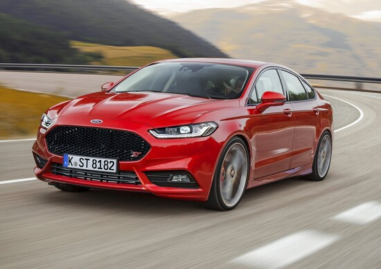 Ford Mondeo ST [rendering]