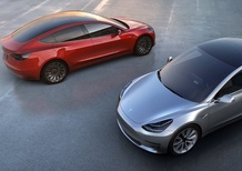Tesla, Musk: «Non ci sarà una Model 3 da 100 kWh»