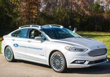Ford: investimento di un miliardo di dollari in Argo Al