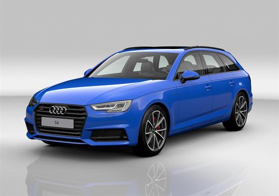 Audi exclusive per S4, S5 Coupé e Sportback