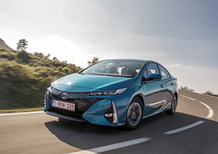 Toyota Prius Plug-in Hybrid [Video primo test]