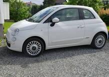 Fiat 500 Cabrio 0.9 TwinAir Turbo del 2009 usata a Pozzolo Formigaro