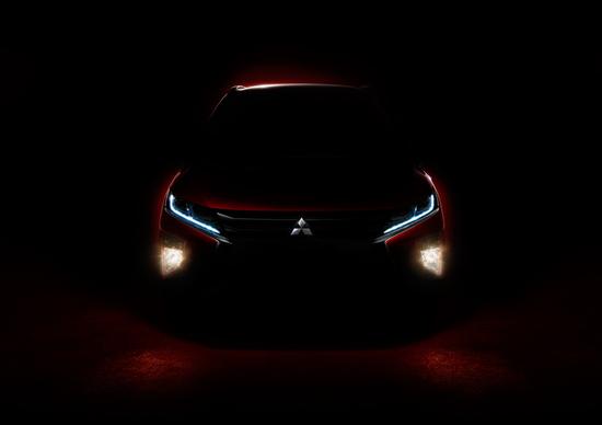 Mitsubishi Eclipse Cross: si chiama così il nuovo SUV compatto