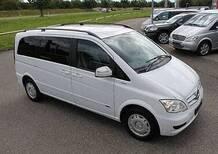 Mercedes-Benz Viano 2.2 CDI Ambiente del 2011 usata a Alfedena
