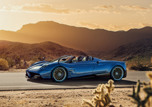 Pagani Huayra Roadster: l'esclusività en plein air [Video]