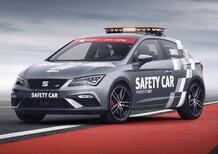 Seat Leon Cupra safety car del Mondiale SBK 2017