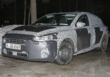 Nuova Ford Focus: ecco i primi scatti spia