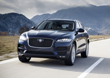 Jaguar F-Pace, XF e XE, ecco i MY 2018