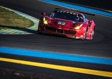 WEC, Fisichella torna a Le Mans con la Ferrari