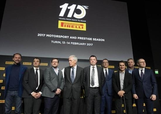 Pirelli: 110 anni di storia nel motorsport