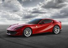 Ferrari 812 Superfast, 800 CV in mostra a Ginevra [Video]