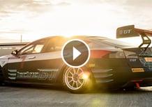 Tesla EGT V2.0, 778 CV per la vettura del campionato GT elettrico [Video]