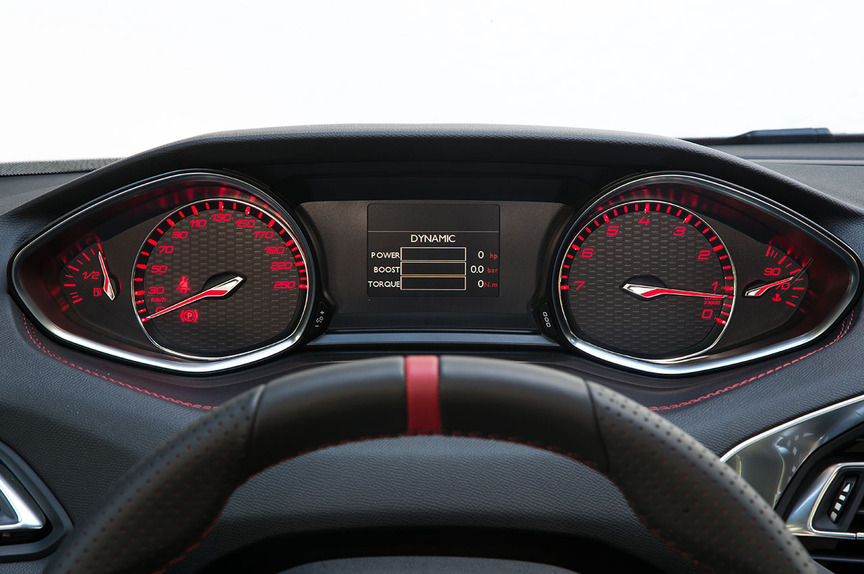 Peugeot 308 Gti By Peugeot Sport Test Drive Amboxing