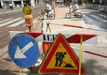 Milano: cavalcavia del Ghisallo chiuso sabato 18 e domenica 19