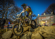 Hell's gate 2017: Graham Jarvis riconquista il Ciocco
