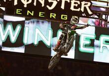 AMA Supercross, round 7: Minneapolis