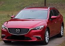 Mazda Mazda6 2.2L Skyactiv-D 150CV 4p. Evolve del 2016 usata a Padova