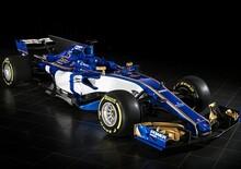 Formula 1 2017, Sauber svela la C36. Ecco le novità tecniche