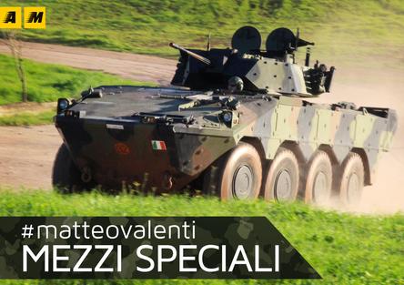 Iveco Freccia VBM, difesa assoluta per l'Esercito Italiano. Lo abbiamo provato